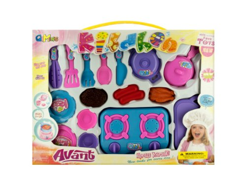 bulk buys Deluxe Cooking Play Set (23-Piece) - 1