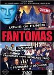 Fant�mas  1-2-3 (Coffret 3 DVD)