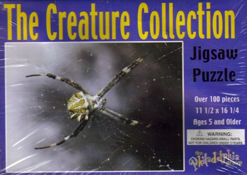 The Creature Collection Jigsaw Puzzle - 1