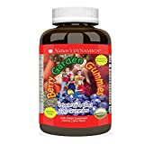 Berry Garden Gummies Organic Whole Food Children's Multivitamin Cherry Flavor (120 Count)