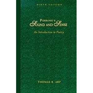 Perrine's Sound and Sense: An Introduction to Poetry (9th Edition)