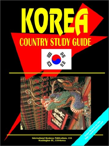 Korea South: Country Study Guide (World Country Study Guide Library)