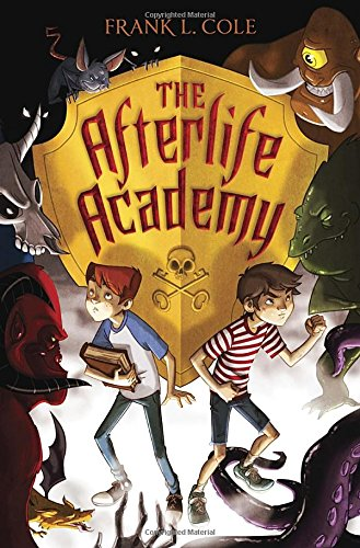 The Afterlife Academy PDF