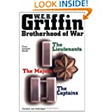 Brotherhood of War: The Lieutenants, the Captains, the Majors - 3 Complete Novels