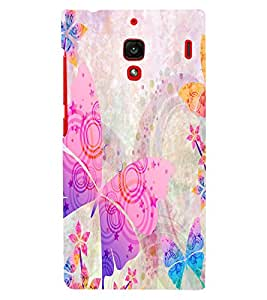 Phone Decor 3D Design Perfect fit Printed Back Covers For Xiaomi Redmi 1S