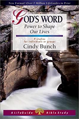 God's Word: Power to Shape Our Lives (Lifeguide Bible Studies)