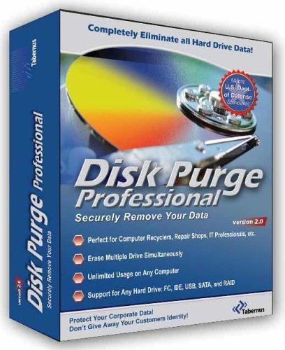 Tabernus Disk Purge Professional