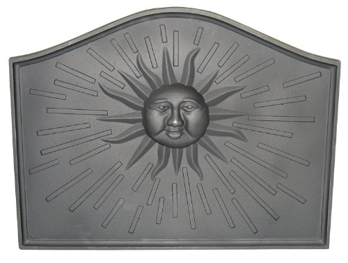 Review Of HomComfort CIFBSN Sun Cast Iron Fireback Plates