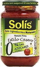 Solis - Tomate Frito Casero 0% - Frasco 350 g