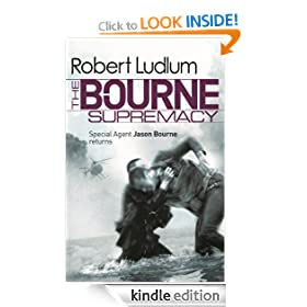 The Bourne Supremacy: The Bourne Saga: Book Two