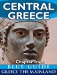 Central Greece with Delphi - Blue Gui...