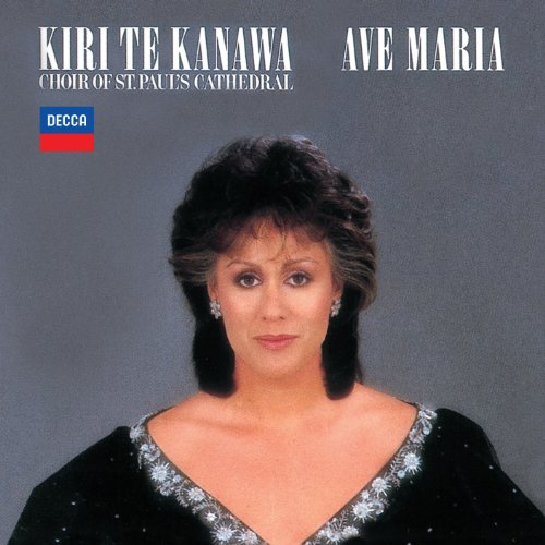 Amazon.com: Kiri Te Kanawa - Ave Maria: Barry Rose and English Chamber