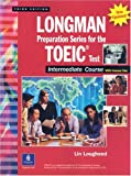 Longman preparation series for the TOEIC test:Intermediate course