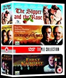 Legends of the Fall/First Knight/The Slipper and the Rose [DVD]