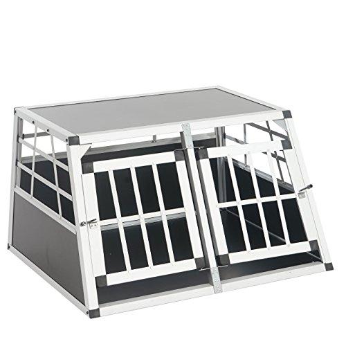 Hundebox-Transportbox-Alubox-Hundetransportbox-50x89x69cm