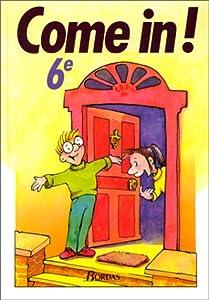 Amazon.fr - Come In : 6e. Manuel d'anglais - Gosset - Livres
