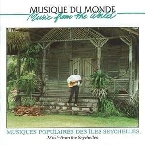 Musiques populaires des îles Seychelles