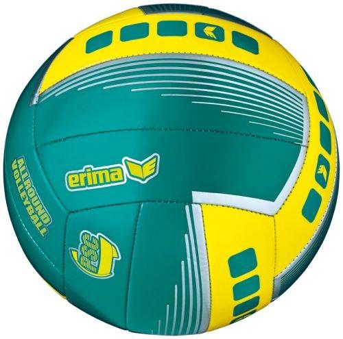 ERIMA Herren Allround Volleyball mintgrün/gelb, Größe: 5, Herren