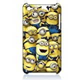 Despicable Me Hard Case Cover Skin for Ipod Touch 4 Generation