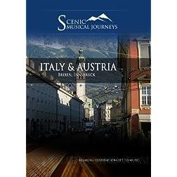 Naxos Scenic Musical Journeys Italy & Austria Brixen, Innsbruck