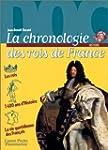 CHRONOLOGIE DES ROIS DE FRANCE