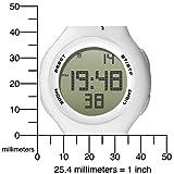 PUMA Unisex PU910801010 Loop White Digital Watch