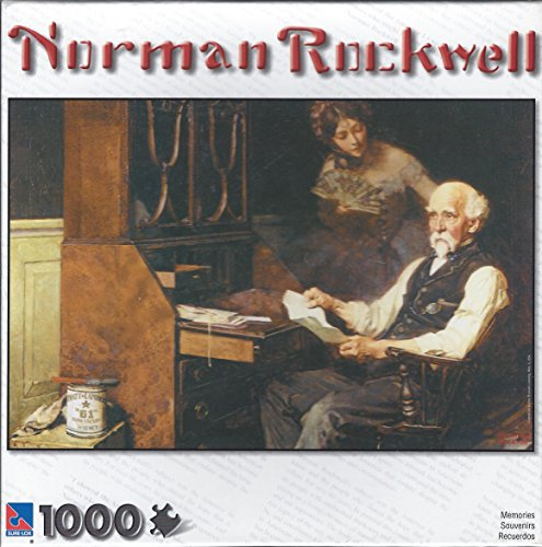 "Normal Rockwell ""Memories"" 1000pc Puzzle"