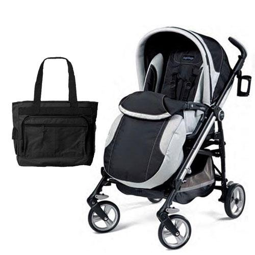 Peg Perego Switch Four With A Diaper Bag Southpole Yegofglazkov