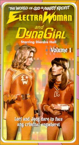 ElectraWoman and DynaGirl, Vol. 1 [VHS]