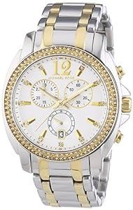 Michael Kors Damen-Armbanduhr Cameron Chronograph Quarz Edelstahl MK5603