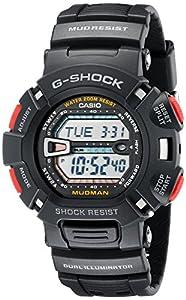 Casio Men's G-Shock Mudman Watch G9000-1V
