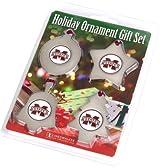 MSU Christmas Ornament Gift Pack