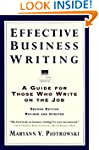 Effective Business Writing: Strategie...