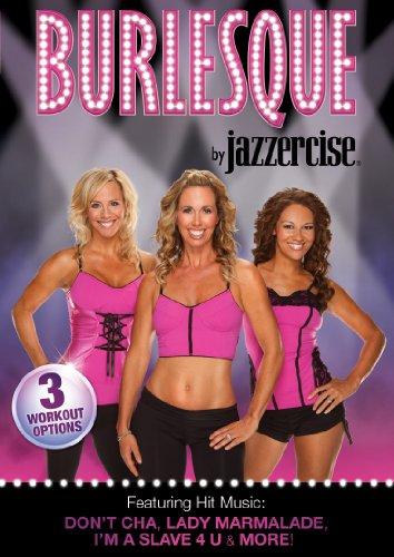 Jazzercise: Burlesque [DVD] [Import]
