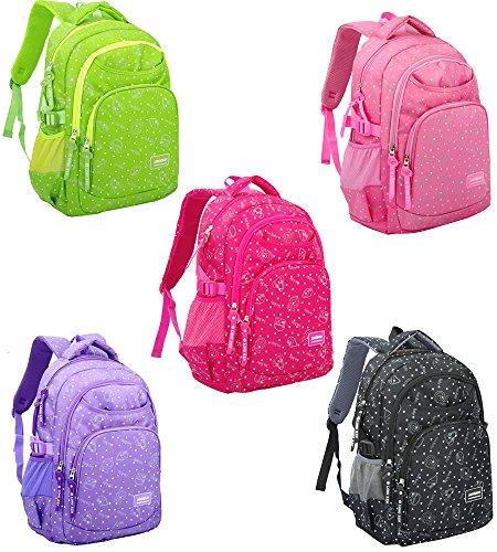 (サラストア) SARA STORE ガールズ キッズ 子供 リュック 鞄 カバン リュックサック バックパック バッグ ホイッスルキーホルダー セット 150314-11(パープル-)