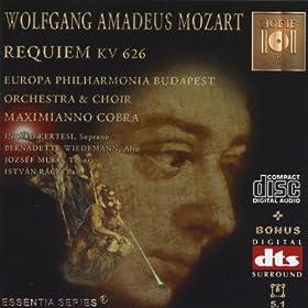 Mozart - Requiem in D Minor, KV 626 [Explicit]