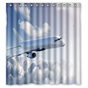 Air Curtains For Restaurants License Plate Shower Curtain