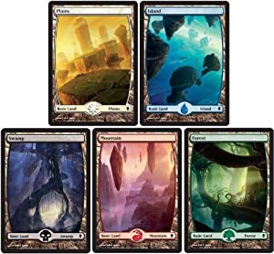 Basic Land Set - Zendikar - Magic the Gathering [Toy]
