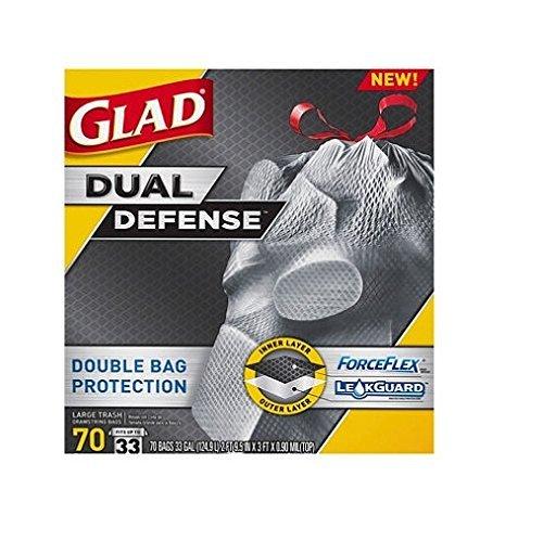 3-x-glad-forceflex-x-large-trash-bags-70ct-33-gal-by-glad