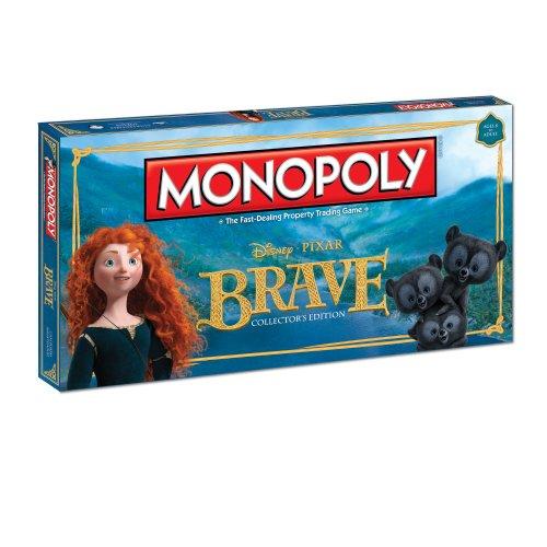 Imagen de Monopoly: Edición Coleccionista Brave