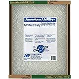 """American Air FIlter 20"""" X 20"""" X 1"""" Strata Density Fiberglass Air Filters Sold in packs of 12"""