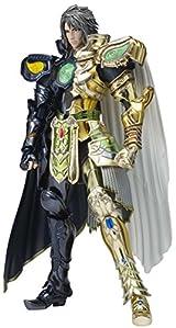 劇場版聖闘士星矢「ジェミニサガ」可動フィギュアレビュー