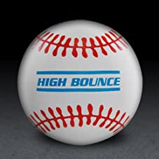 Spaldeen Baseball High-Bounce Ball