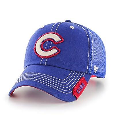 Chicago Cubs Adult Turner Clean Up Adjustable Cap - Royal