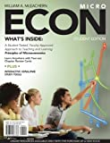 ECON for Microeconomics (with Premium Web Site Printed Access Card) (0324587384) by McEachern, William A.