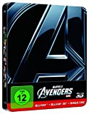 Image de BLURAY THE AVENGERS 3D