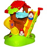 Playskool Weebles Treehouse Playset