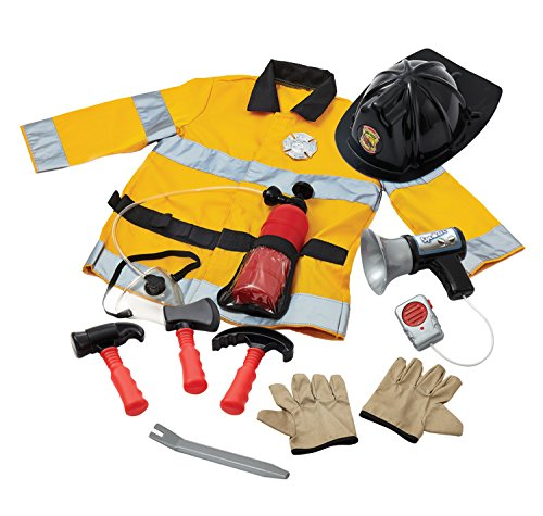 Pretend Play Firefighter Set