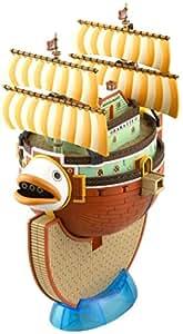 "Bandai Hobby Bandai Hobby #10 Grand Ship Collection Baratie ""One Piece"" Model Kit"