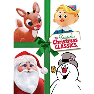 CHILDREN'S CHRISTMAS CLASSICS [5 Holiday Favorites: Rudolph the Red-Nosed Reindeer; Santa Claus is Comin to Town; Frosty The Snowman; The Little Drummer Boy; and A Very Merry Cricket]